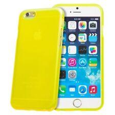 Étuis, housses et coques etuis, pochettes jaunes pour téléphone mobile et assistant personnel (PDA) Apple
