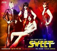 Sweet The Very Best of 2 CD Digipak NEW
