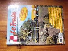 $$x Revue Le Train N°157 Fleurville  Aurillac  funiculaires Lituanie  Virgin