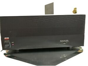 Nice Adcom GFA-555 Power Amplifier two Channel! 200 watts! Tested and Working!!!