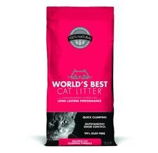 World's Best Cat Litter, Multiple Cat Clumping Formula, 8-lb