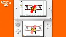 Flipnote Studio 3D for Nintendo 3DS US/CAN eshop code immediate SHIPPING!
