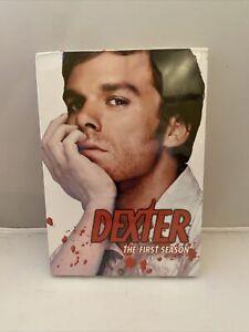 Dexter: The First Season (DVD) 4 Disc Set New Factory sealed