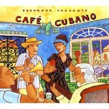 CAFE' CUBANO  CD