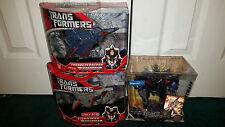 Starscream G1 Thundercracker Skywarp Seeker Jets Transformers Movie Hasbro MISP