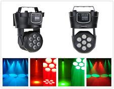 100W 4 en 1 DMX LED RGBW Lumière Moving Head Éclairage pour Disco Bar Scène KTV