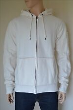 NEW Abercrombie & Fitch Cobble Hill Hooded Sweatshirt Hoody White XXL RRP £90