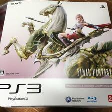 SONY PlayStation3 CEJH-10008 Final Fantasy main unit
