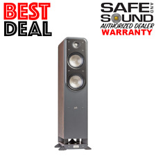 New listing *Open Box* Polk Audio Signature S55 Floor Standing Speaker | Brown S-55 Each |