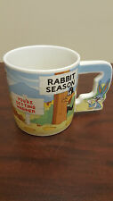 Applause 1988 Warner Bros Coffee Mug Bugs Bunny Daffy Duck Elmer Fudd B21