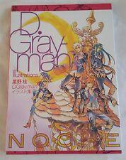 Art Book D.Gray-man Illustration Works Noche