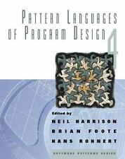 Pattern Languages of Program Design 4  (Software Patterns Series)-ExLibrary