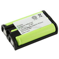 NEW Cordless Home Phone Rechargeable Battery for Panasonic KX-TGA300B KX-TGA600B