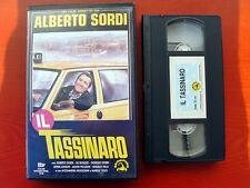 VHS.01) IL TASSINARO - ALBERTO SORDI - SKORPION