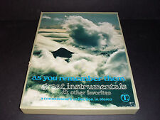 Time Life-As You Remember Them Volume 7-Audio Cassette Box Set-2 Tapes