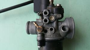 Carburateur -DELLORTO 12mm PHVA QD- avec starter électrique complet