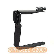 Camera Flash Bracket Grip Camera Flash Arm Holder stand