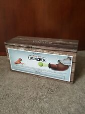 Buxton Tennis Ball Launcher Gift Dog Toys & Puppy Toys Interactive In Box
