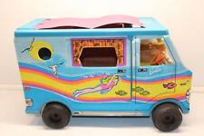 Vintage 1971 Barbie Beach Bus Van Motorhome