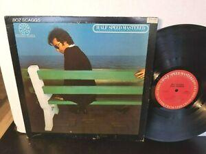 Boz Scaggs - Silk Degrees CBS MASTERSOUND HALD SPEED MASTERED AUDIOPHILE LP