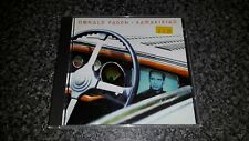 DONALD FAGEN Kamakiriad USA CD *Near Mint*