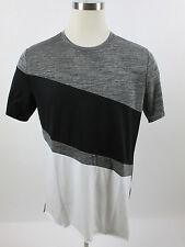 NEW! Men's ROGUE STATE Asymmetrical Hem T-Shirt!  Size Large