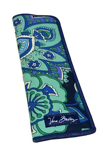 Vera Bradley Readers Case in Blue Rhapsody