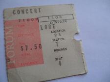 ROLLING STONES__1969__CONCERT TICKET STUB__Let it Bleed Tour__L.A. Forum