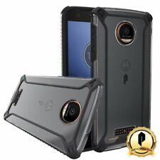 Poetic® Shockproof TPU Bumper Cover Case For Moto Z Force / Moto Z Force Droid