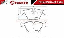 BREMBO GENUINE ORIGINALE Premium PASTIGLIE Pad Set Assale Anteriore p06054