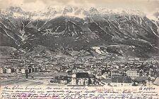B92770 innsbruck vom berge isel austria