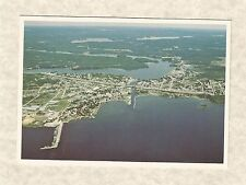 Blind River, Ontario,  Majestic Post Card, Soo Photo Service, continental size