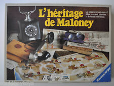 MALONEY'S INHERITANCE 1988 FRENCH Board Game 100%