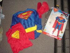 RUBIES SUPERMAN SMALL S 4-6 COSTUME
