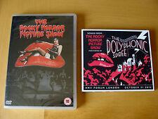 Bundle: The Rocky Horror Picture Show : Double CD Album & DVD