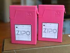 MUKii ZIPO ZIO-P010-PK 3.5inch HDD Protection Storage (Pink)