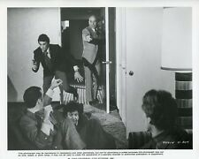 TELLY SAVALAS FIRING GUN PORTRAIT KOJAK ORIGINAL 1974 CBS TV PHOTO