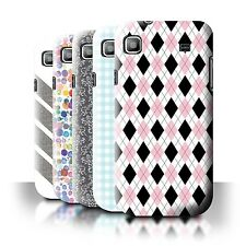 STUFF4 Back Case/Cover/Skin for Samsung Galaxy S/I9000/Winter Fashion