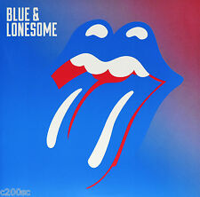 ROLLING STONES - BLUE & LONESOME, ORG 2016 EU 180G vinyl 2LP + DOWNLOAD, SEALED!