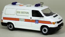 Fie Brigade Models 1/48 Scale VW T4 Dog Section Police Van Resin Model Van