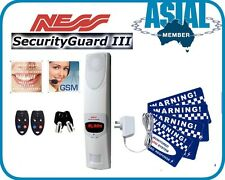 NESS SECURITY GUARD III (SGIII) WITH 3G GSM - NO SIM 106-303 SECURITYGUARD