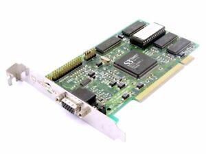 ELSA Winner 1000 Trio / V-2 S3 Trio64V + Gpu 2MB Vintage VGA PCI Graphics Video