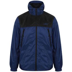 Tokyo Laundry Bourdon Packaway Windbreaker Herren Jacke 1J10630 blau Gr. M neu