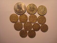 Russland /Russia/Sowjetunion UdSSR - CCCP Konwolut Münzen