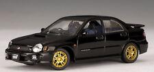 AutoArt 1/18 Subaru Impreza WRX STi black