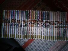 Lot Mangas Intégrale Shaman King 1 à 32 - Kana - Hiroyuki Takei