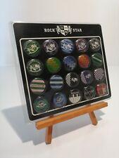 Rockstar Games - promo pin set - new, rare!