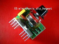 4000W 220VOLT thyristor voltage regulator dimming thermostat speed control