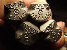 12,5 Schlagstempel Waffenamat WaA..Prägestempel Stamp K98 Mauser P08 P38 punch