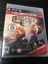 BioShock Infinite -- Complete Edition (Sony PlayStation 3, 2014)